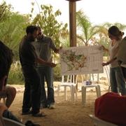 הכרת בעיות סביבתיות בישראל - קורס סיורי שטח