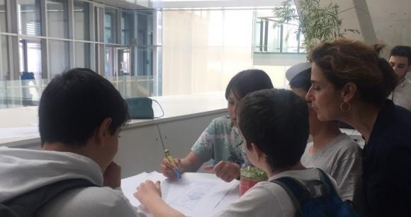 """למידה לטיפוח חשיבה יצירתית ויוזמה לשיפור הסביבה העירונית, בשיתוף עם מרכז מרו""""ם באשדוד"""