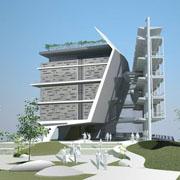 הבניין הירוק כאוצר רעיונות יצירתיים