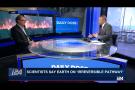 פרופ' קולין פרייס בראיון בערוץ הטלוויזיה i24 News על ההתחממות הגוברת