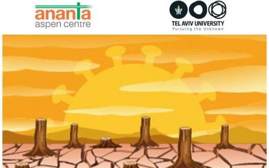 לכודים בין שינויי האקלים ווירוס הקורונה - איך להתמודד עם שניהם