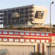 בנין בית הספר בסקירת מבנים מודרניים בישראל של מגזין האדריכלות architizer