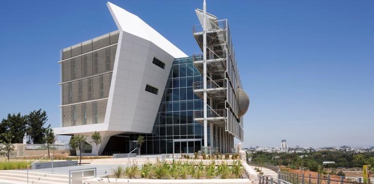 בניין החוג ללימודי הסביבה