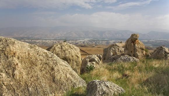 טביעת הרגל המימית של גידולים חקלאיים בעמק הירדן