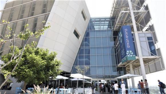 וועידה השנתית למדע ולסביבה 2019 - בניין פורטר. צילום: האגודה הישראלית לאקולוגיה ולמדעי הסביבה