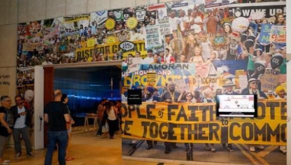 סולאר גרילה - ביקור בתערוכה החדשה במוזיאון תל אביב לאמנות
