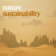 """ברכות לד""""ר אינס צוקר על פרסום מאמר במגזין היוקרתי Nature Sustainability"""