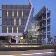 בניין הקפסולה - צילום: שי אפשטיין
