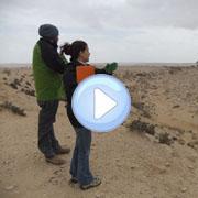 בחינת חלופות לתכנון שיקום אתרי כריית מצע באפיקי נחלים בצפון הנגב